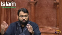 Do I need to make Niyyah (intention) everyday before fasting in Ramadan ? Yasir Qadhi # Ramadan Srs