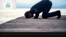 Focus in your Salah | How to have khushoo in prayer ?