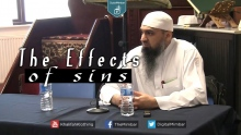 The Effects of SINS - Murtaza Khan