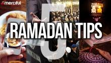 5 Ramadan Tips For Success!!