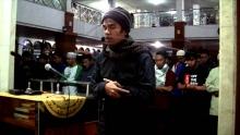 Muzammil Hasballah - Surah Al Qiyamah (An Imitation of Sheikh Mishary Rashid Alafasy)