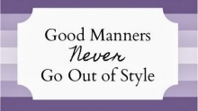 Q&A: How to Learn Good Manners | Mufti Abdur-Rahman ibn Yusuf