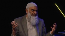 Dr. Shabir:  I was banned from speaking at Mosques, because of being labelled 'progressive'