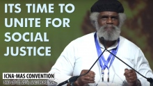 Its Time to Unite for Social Justice by Imam Hassan Amin (ICNA-MAS Convention)