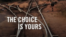 The Choice is Yours !!! Very Powerful ● Sheikh Ahmed Ali