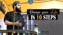 Change your Life in 10 STEPS - Abu Jebreel Spadaccini