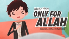Intention Only for Allah   illustrated   Nouman Ali Khan   Subtitled