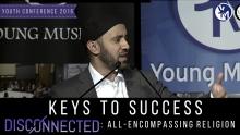 Keys To Success   Imam Khalid Latif   #YC2016