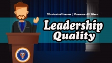 Leadership Quality | illustrated | Nouman Ali Khan