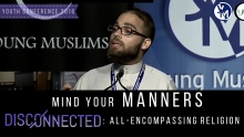Mind Your Manners   Tariq Musleh   #YC2016