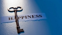 Where is the key to Happiness ?