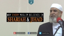 Why EVERY Muslim Believes in SHARIAH & JIHAD? - Karim AbuZaid