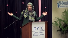 Yasmin Mogahed - Rising out of the traps of perfectionism, shame and despair