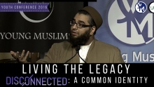 Living The Legacy | Sh  Abdul Nasir Jangda | #YC2016