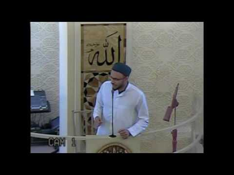 'Allah Tests Those Whom He Loves: Examples from the Hijra', Sheikh Atef Mahgoub 10-07-16
