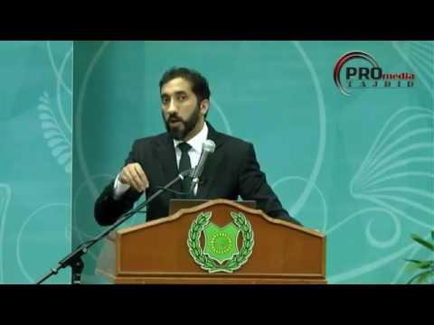 Depth Study of Surah Al Bakarah | Nouman ali Khan | 25th October 2016 | Malaysia Tour