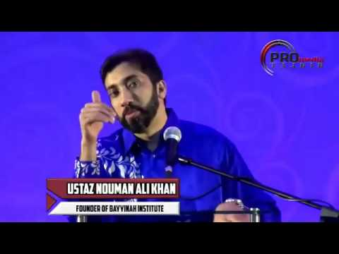 Quranic way to give Dawah ● Nouman Ali khan ● 25th October 2016 | Malaysia