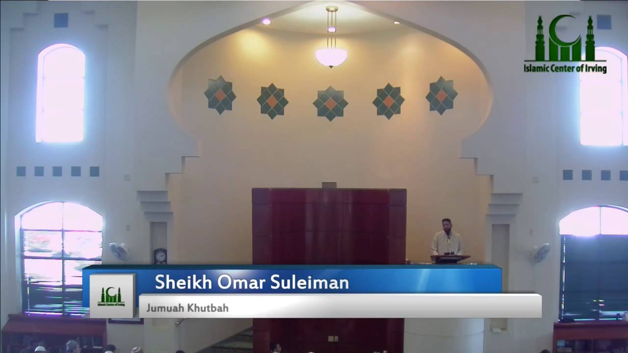 Racism in Islam ● Sheikh Omar Suleiman ● 2016