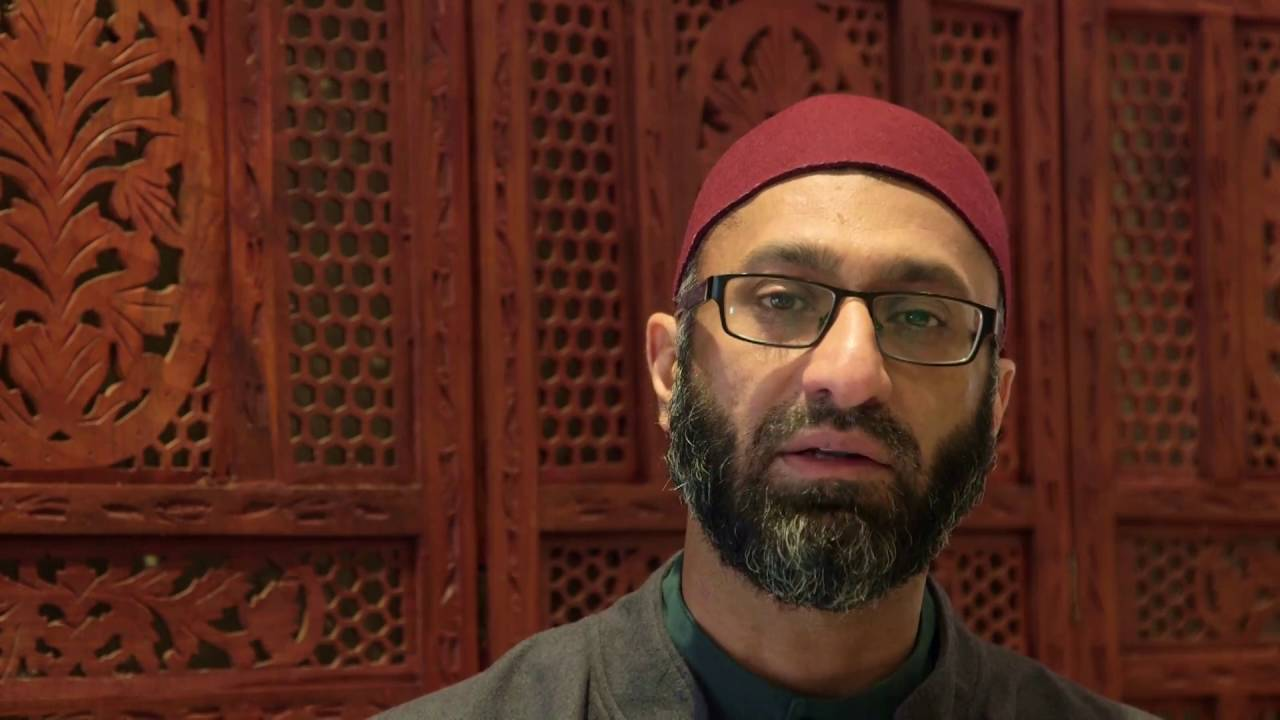 Sh Riad Saloojee discusses the most important opportunity for muraqaba (divine mindfulness)