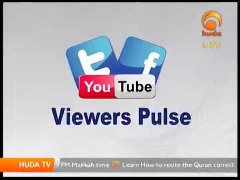 Viewer's Pulse Oct 25th 2016 #HUDATV