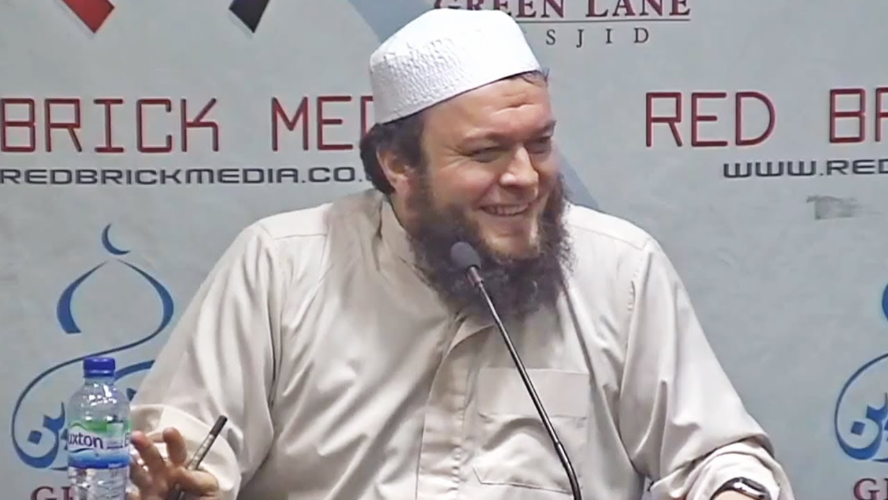 A Refutation of Bidah Hasanah (Good Innovation) & The Mawlid - Abu Imran Al-Sharkasi