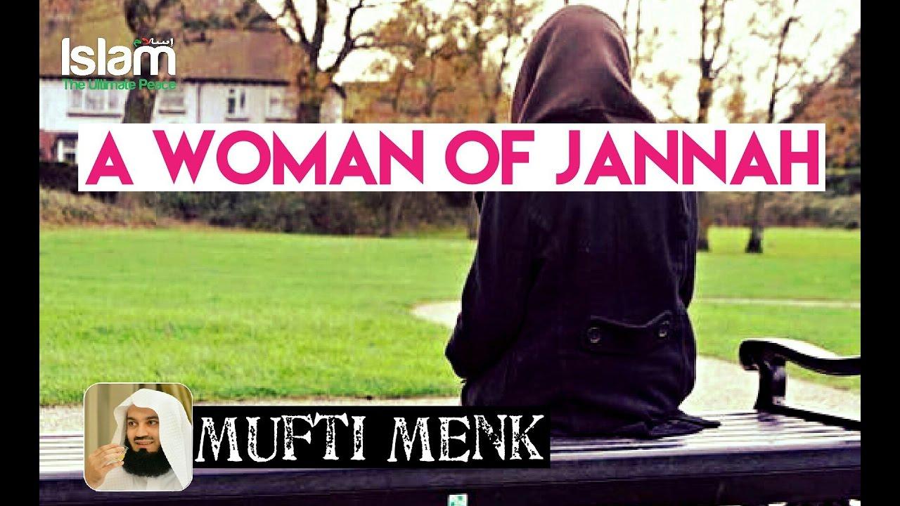 A Woman of Jannnah | Umm Ayman | Mufti Menk
