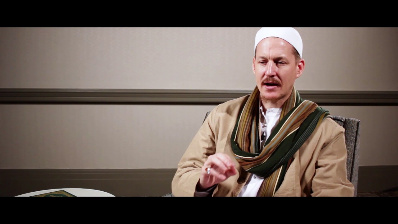 Book of Assistance Series Video 1: Shaykh Yahya Rhodus on Intentions