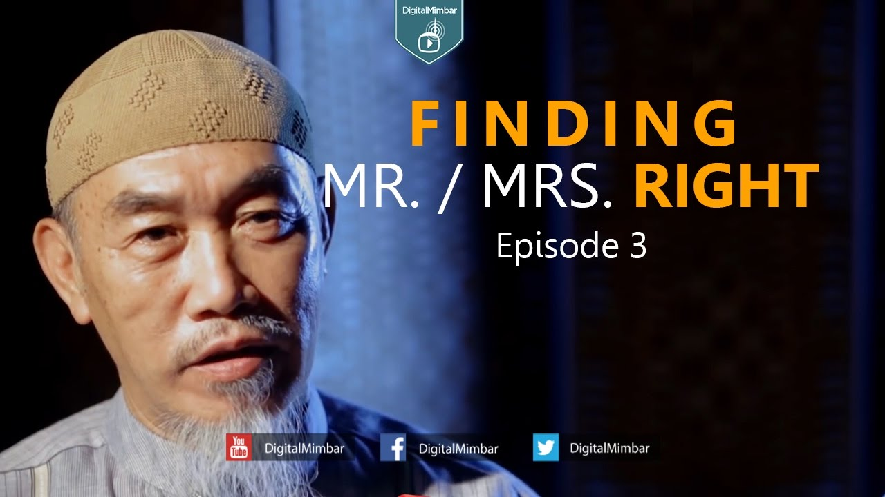 Finding Mr./Mrs. Right | Episode 3 - Hussain Yee