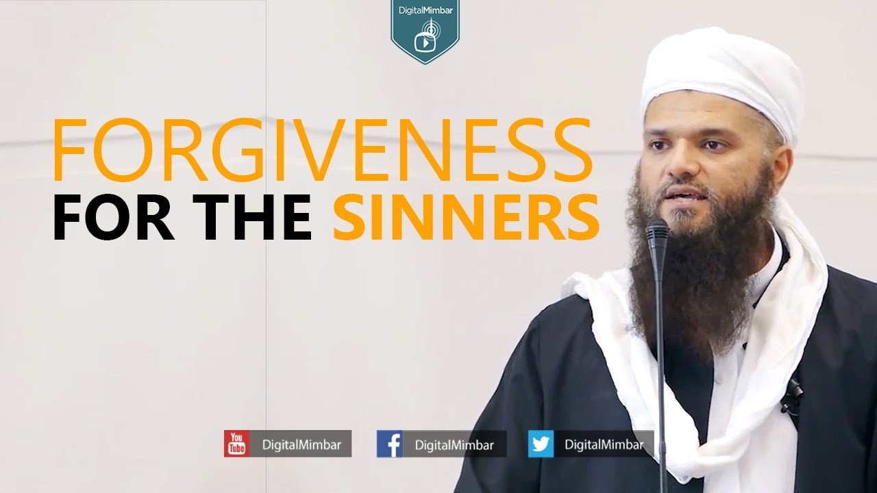Forgiveness for the Sinners - Maqsood Siddique