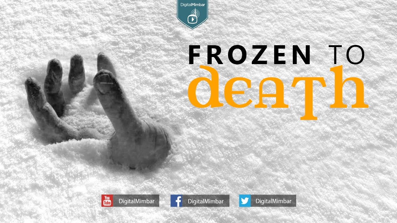 Frozen to DEATH - Must See