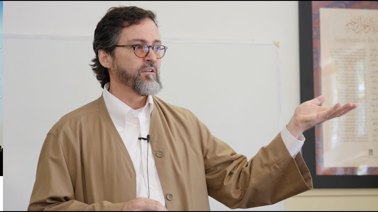 Hamza Yusuf: Breakdown in Communication