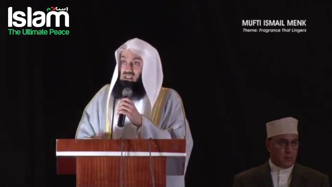 How Mufti Menk's Mother shared food with Poor people ? Mufti Menk