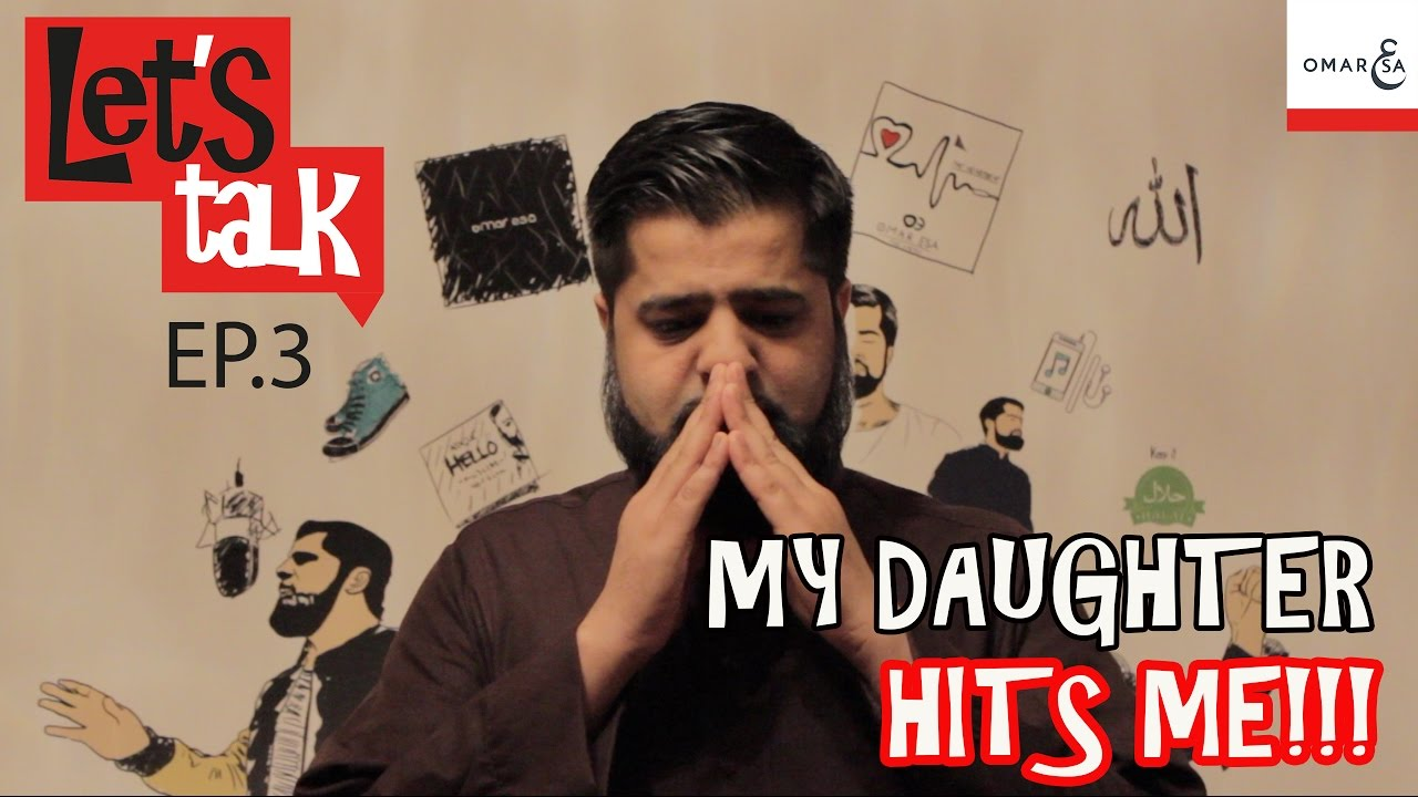 MY DAUGHTER HITS ME!!! (Let's Talk Ep.3)