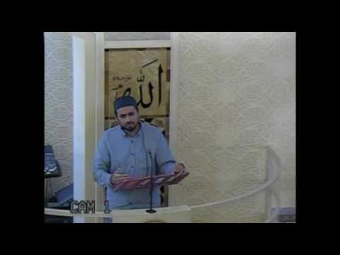 'Reflections on Death', Bro. Arif Shaikh 11-04-16