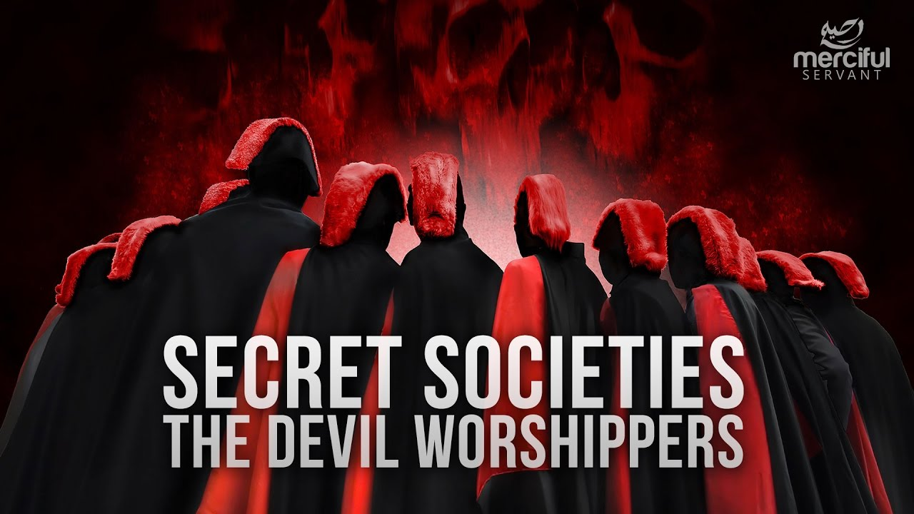 Secret Societies - Devil Worshippers