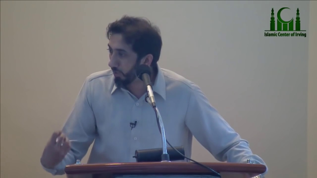Worldly Life Vs The Hereafter ● Nouman Ali Khan