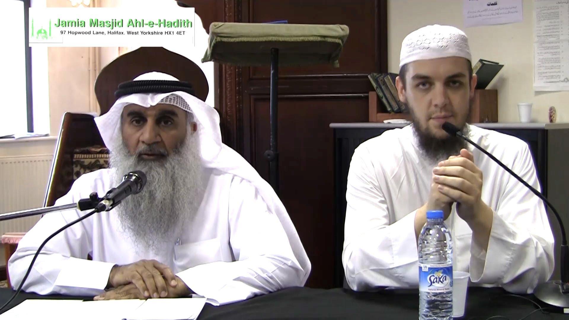 Causes of a Heedless Heart - Shaykh Adnan Abdul Qadir