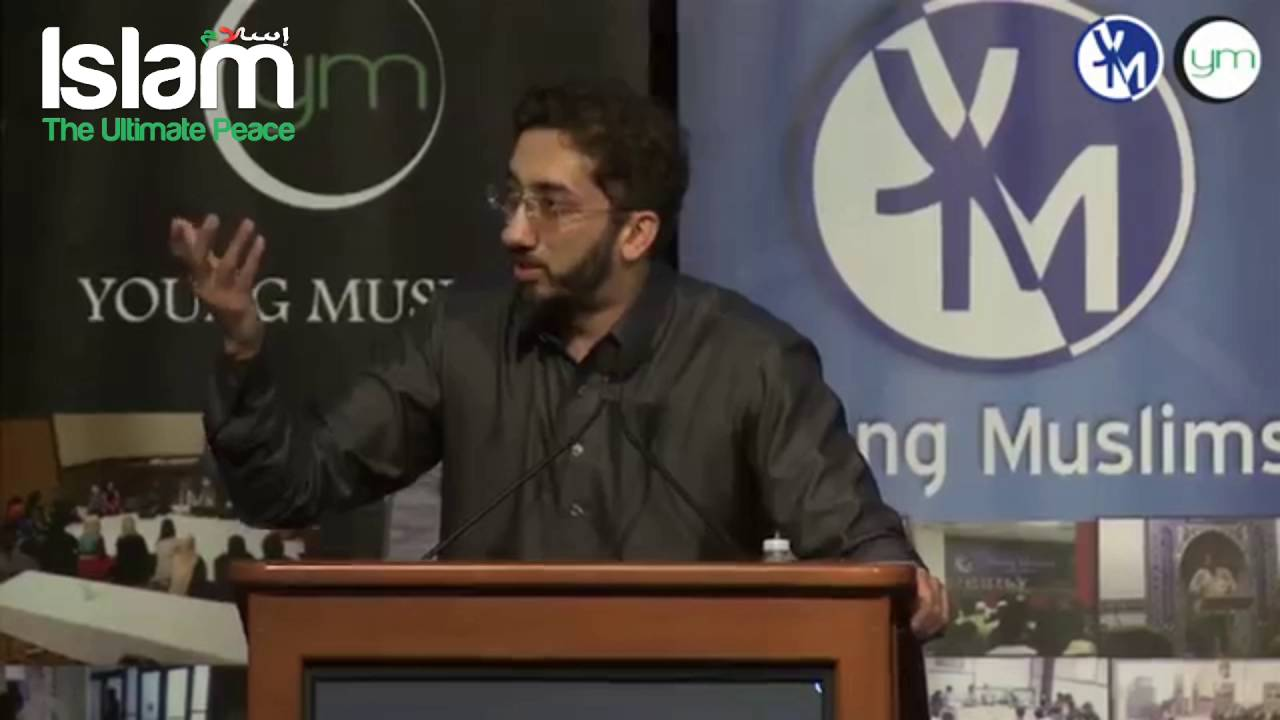 Dear Youth Have a Vision● Nouman Ali Khan