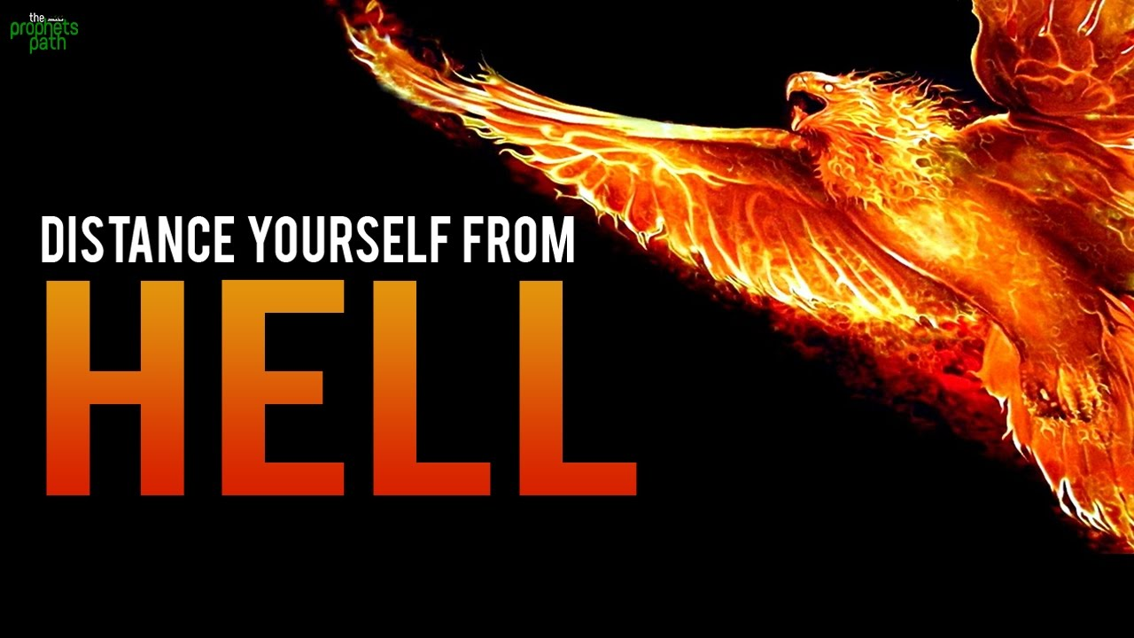 Distance Yourself From Hell!