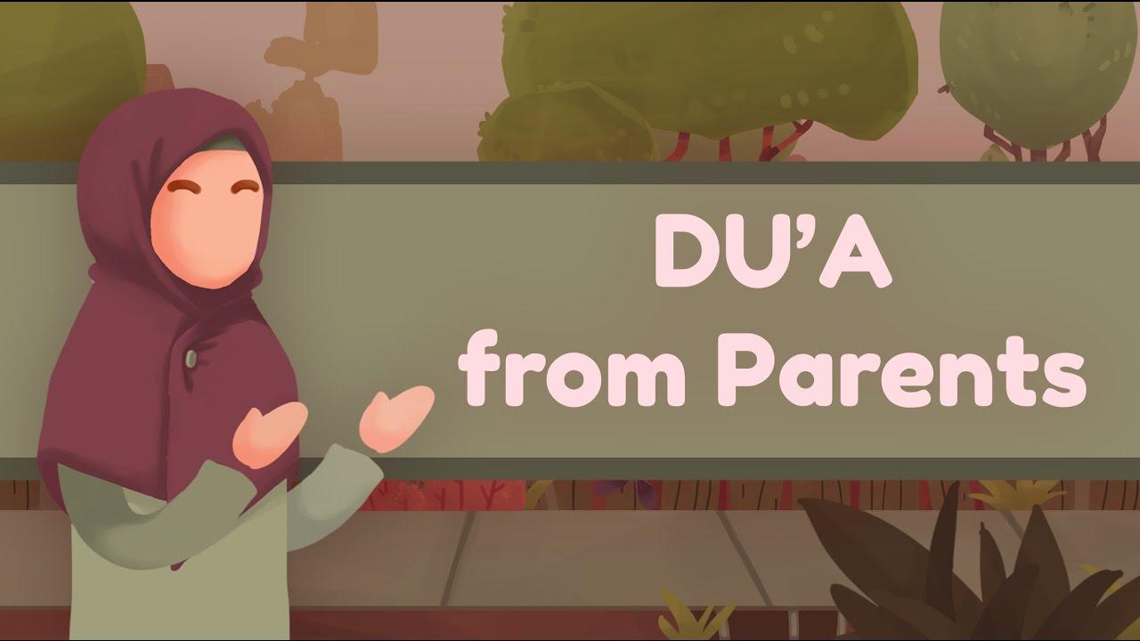 Dua from Parents | illustrated | Nouman Ali Khan