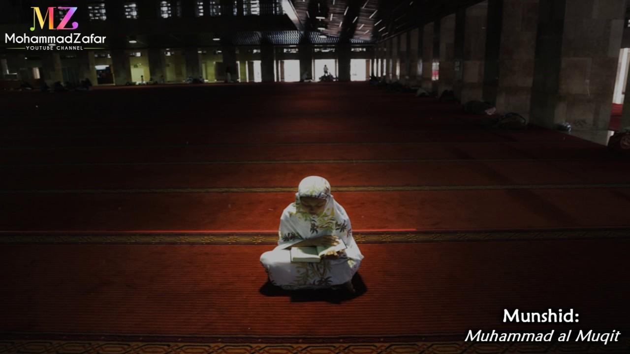 Madrasa al Oula (Arabic Nasheed) | محمد المقيط - المدرسة الأولى | Muhammad al Muqit