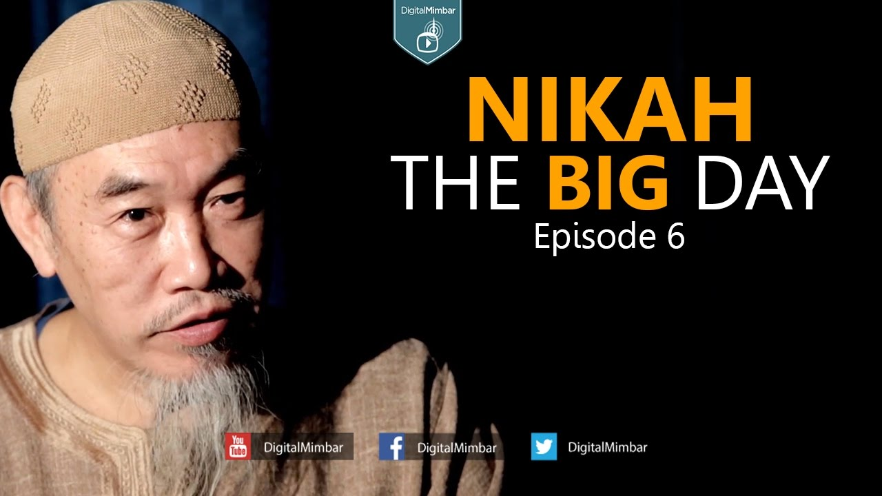 Nikah: The BIG Day | Episode 6 - Hussain Yee