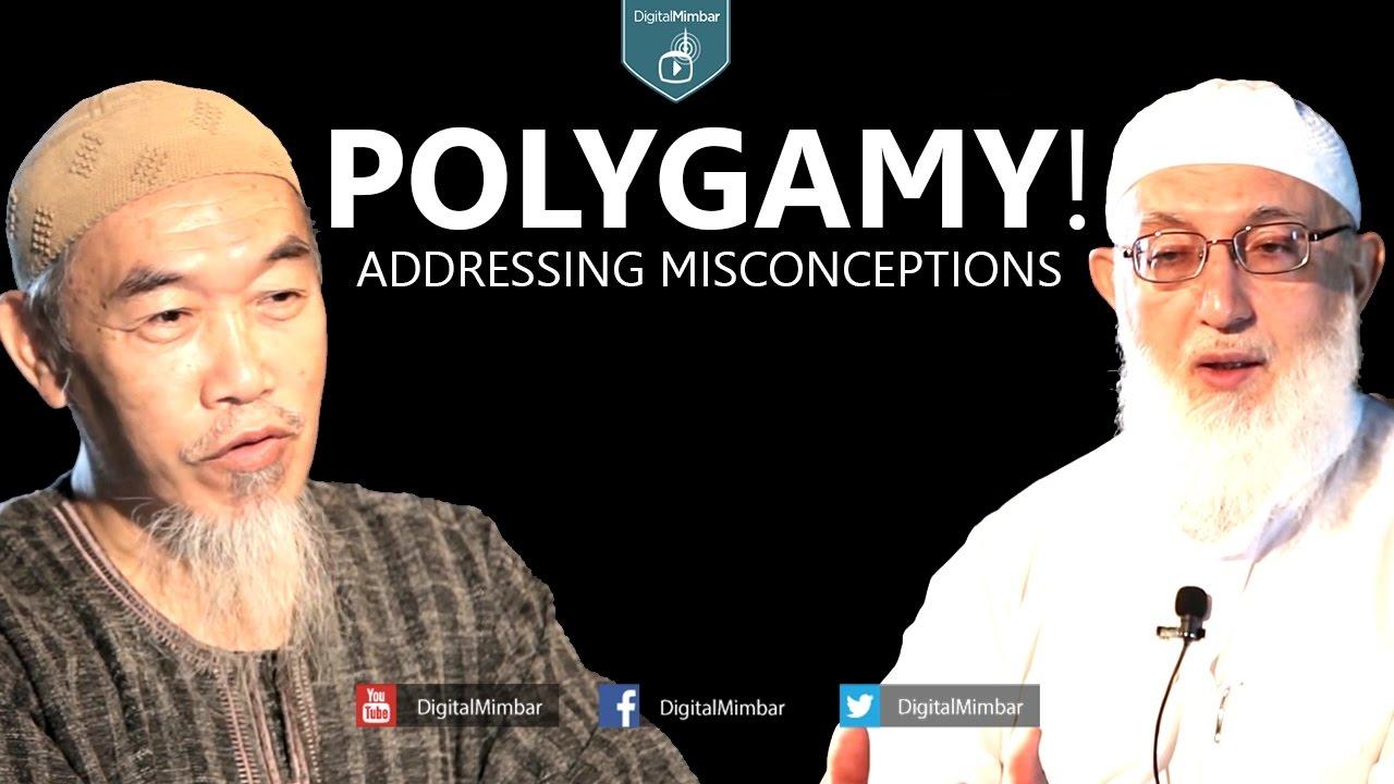 Polygamy! Addressing Misconceptions - Hussain Yee & Muhammad Al-Jibaly