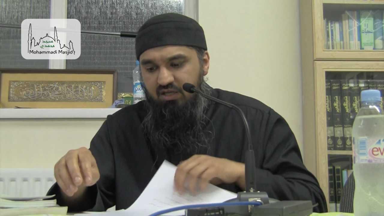 Tawassul - Calling upon other than Allah - Sufism - Murtaza Khan