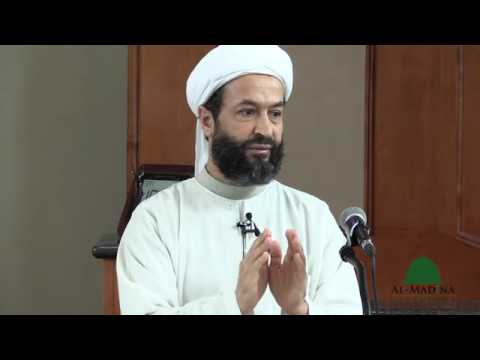 The Fiqh of Innovation with Shaykh Mokhtar Maghraoui: Part 1/6