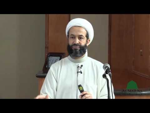 The Fiqh of Innovation with Shaykh Mokhtar Maghraoui: Part 2/6