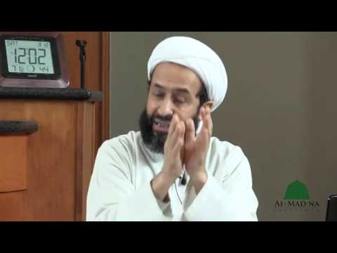 The Fiqh of Innovation with Shaykh Mokhtar Maghraoui: Part 3/6