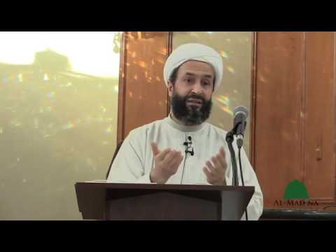 The Fiqh of Innovation with Shaykh Mokhtar Maghraoui: Part 6/6