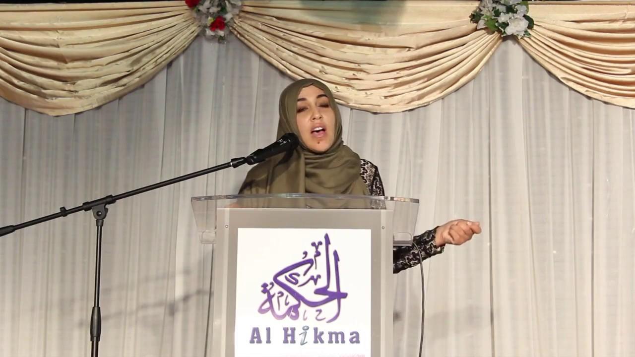 Yasmin Mogahed - Beauty of the Beloved