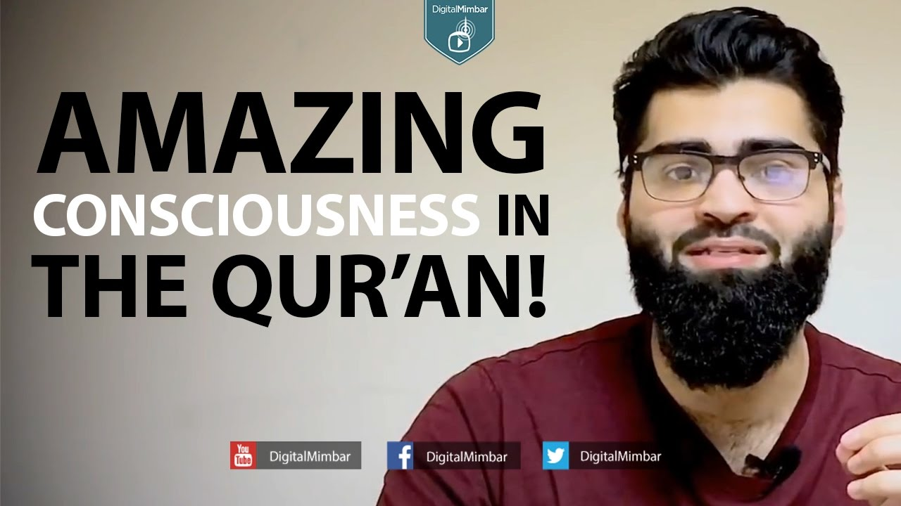 Amazing Consciousness in the Qur'an! | Thought Revolution - Imran Hussein